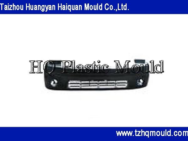 Manufacture durable car front bumper mould