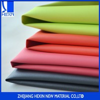 High quality cheap colorful PU film leather for casual shoes and outdoor shoes