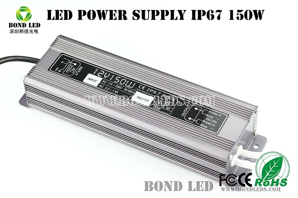70W LED Driver 2100ma For Flood Light Constant Current Waterproof ip65 Passed TUV CB CCC Certification