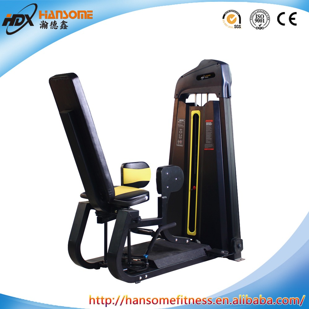 Hot sales gym use sports <strong>equipment</strong> 2 in 1 Double Function Exercise Machine / Adductor & Abductor