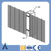 China supplier 358 anti climb security fence / 358 high security fencing.