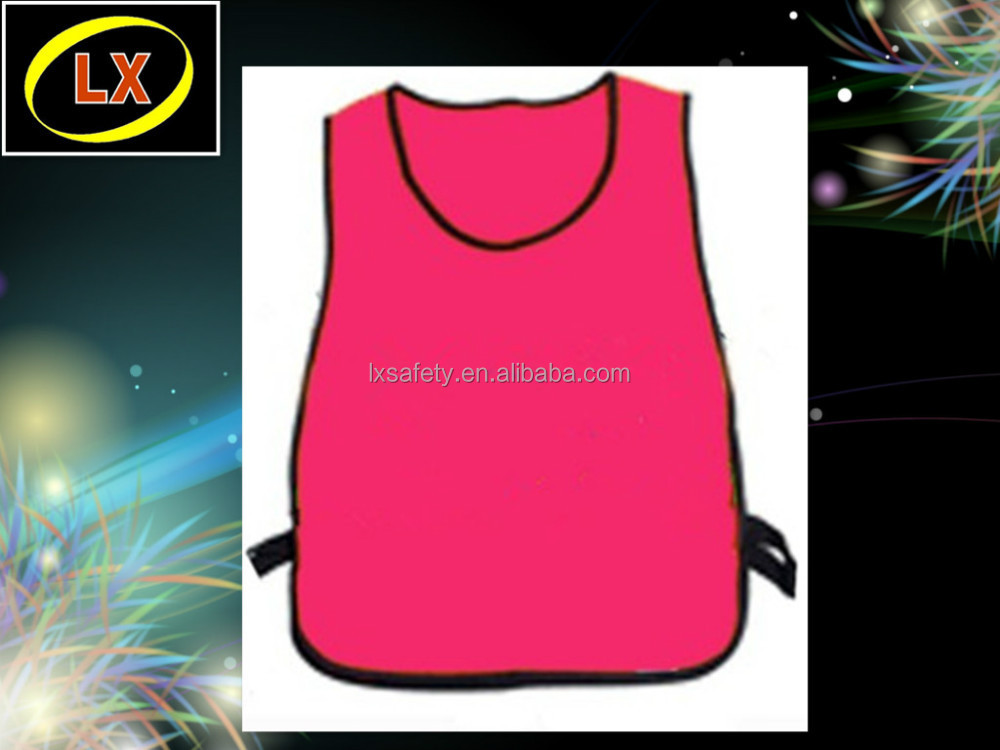 Pink Sports Safety Vest for Women