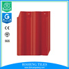 Made in China stone coated metal roof tile clay roof tile price plastic roof tile