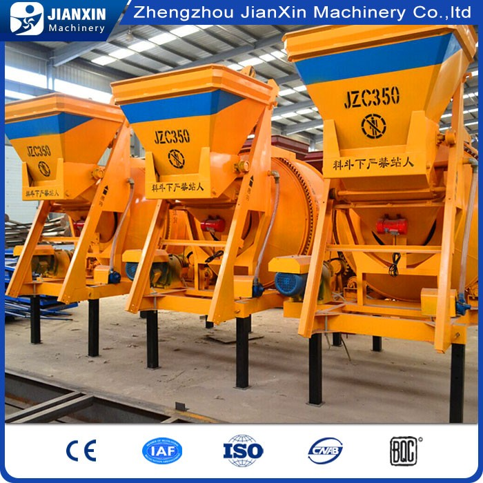 30 years manufacture famous brand self loading concrete mixer