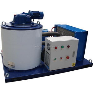 500KG Small Commercial Air-cooling Flake Ice Making Machine