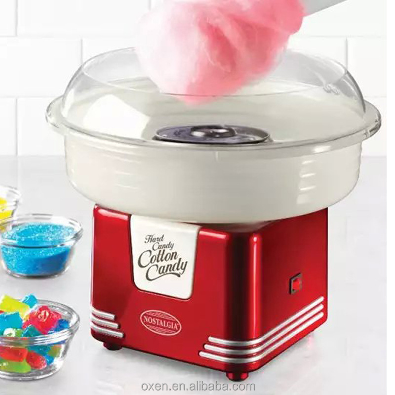 promossional home microwave cotton candy floss maker