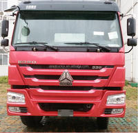 HOWO 6x6 336HP sinotruk tipper truck for sale