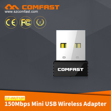 COMFAST CF-WU712P Factory Price Wireless Network Interface Card 150mbps Wireless Usb Wlan Adapter