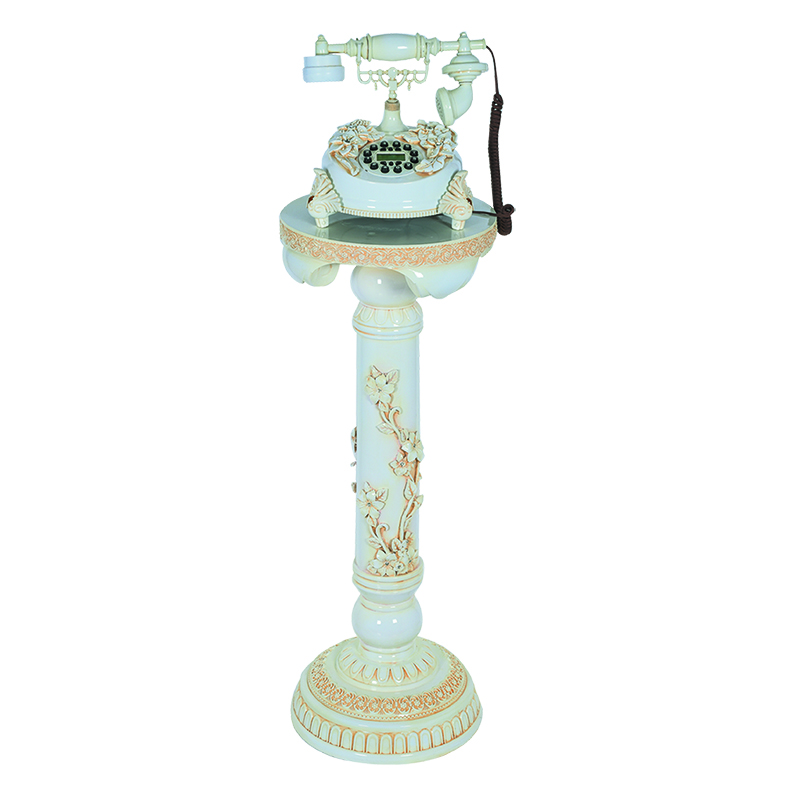 China home decor wholesale old antique european style telephones