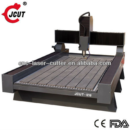 China JCUT intelligent computerized cnc aluminum vertical cutting milling engraving machine for wood