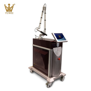 Electro-optic ND YAG Laser Tattoo Removal 1064 nm 532nm nd yag laser