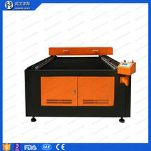 500W High Quality Laser Fiber Cutting Machine for Metal Fabric