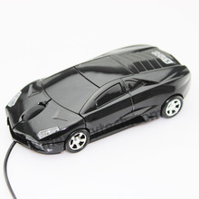 Latest Updated Drivers USB 3D Mini Wired Optical Mouse Novel Car Mouse