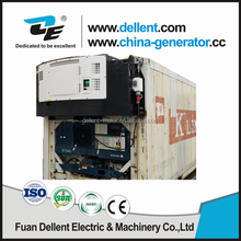 CE Clip on genset for 40feet reefer container