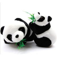 OEM polar talking panda bear brand plush toys