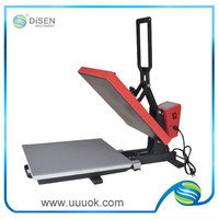 High quality 40*50cm mesin heat press
