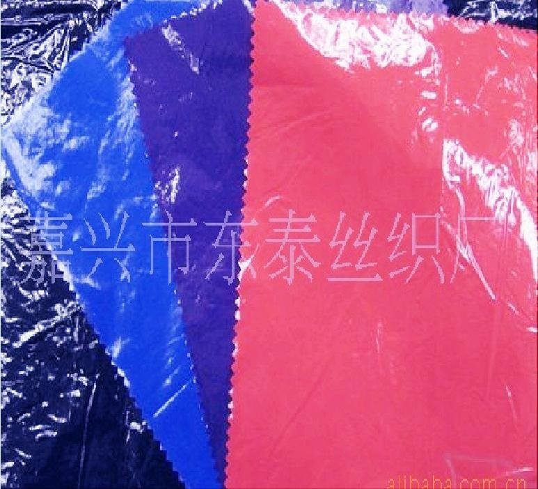 PVC coated polyester oxford fabrics for luggage