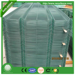 bending welded mesh fence,/fence panel/fence panel and post