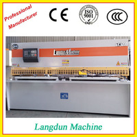 metal shear cutter mild steel plate cutting machine aluminum angle cutting machine