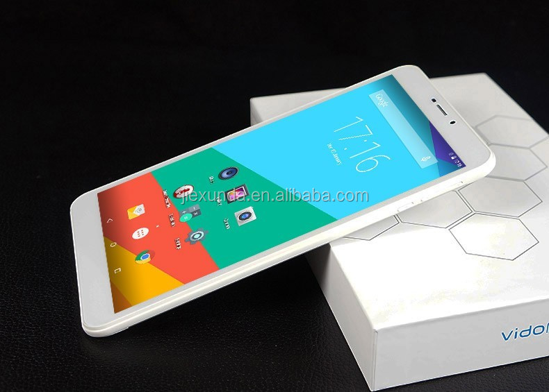 8.0 inch IPS Vido M82 Pro Dual 4G Android5.1 MT8735 64 bit 1GB/16GB Quad Core Phone Call Tablet PC 1280*800 GPS