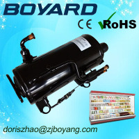 zhejiang boyard ce rohs r449a open type truck refrigeration compressor unit QHD-23K 1.5 HP for closed box cabin tricycle