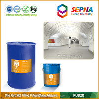 construction company wanted rapid cure Good adhesion UV resistance expansion joint sealant