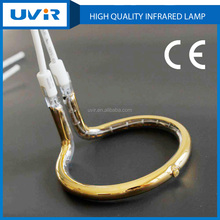 UVIR IR heating Emitter RHG800066 230V 1500W OD80mm