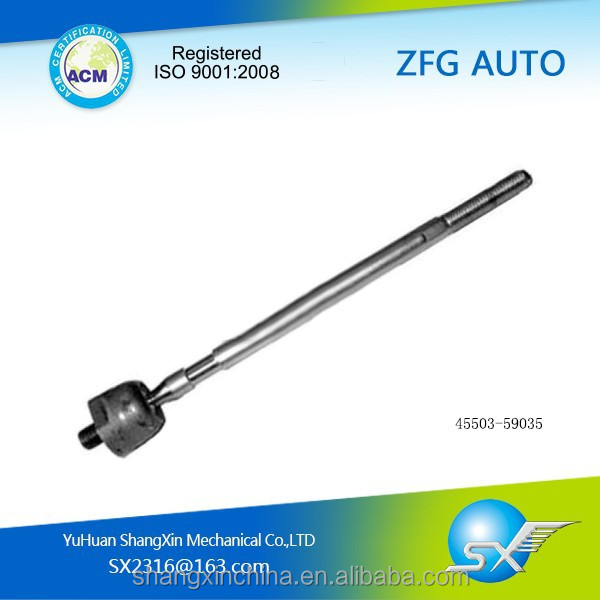 Toyota Auto Spare Parts Rack End/Tie Rod/Axial Rod Toyota Kijang 45503-59035