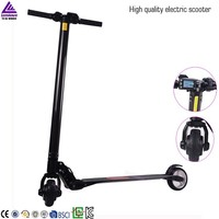 23km/h two wheel smart balance electric scooter adult folding electric scooter