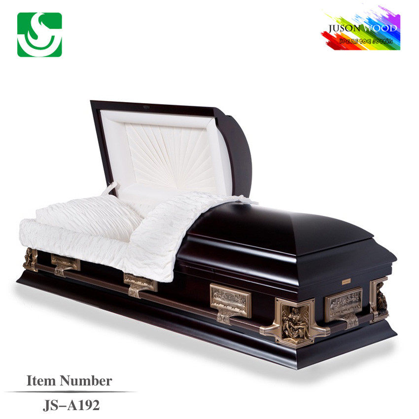 Trend of JS-A192 buy casket accessories with Last Supper decoration from wholesalers china