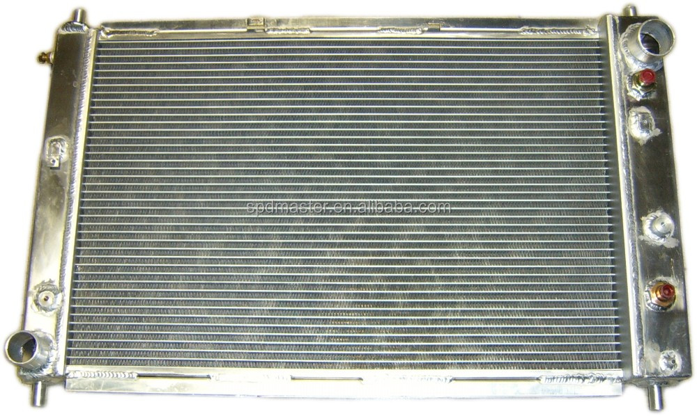 auto radiator for MUSTANG 2005 2006 2007 2008 2009 AT