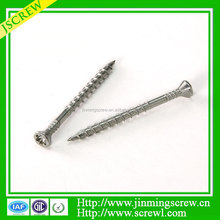 Steel Flat Head Furniture Screws and Fasteners High Quality self tapping bolts