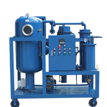 Turbine oil purifier machine / oil purification system