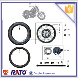 TC200 chopper motorcycle rear wheel, motorcycle tires, motorcycle disc brake, motorcycle body parts