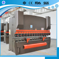 manual sheet metal bending machine for folding box and pan