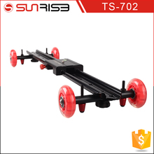 Factory Supply Hot Selling Locking Screw On The Side Of Platform Track Rail Video Camera Slider