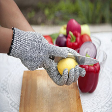 Cut Resistant Gloves Level 5 Protection Food Grade EN388 Certified Safty Anti Cutting Gloves for Hand Protection