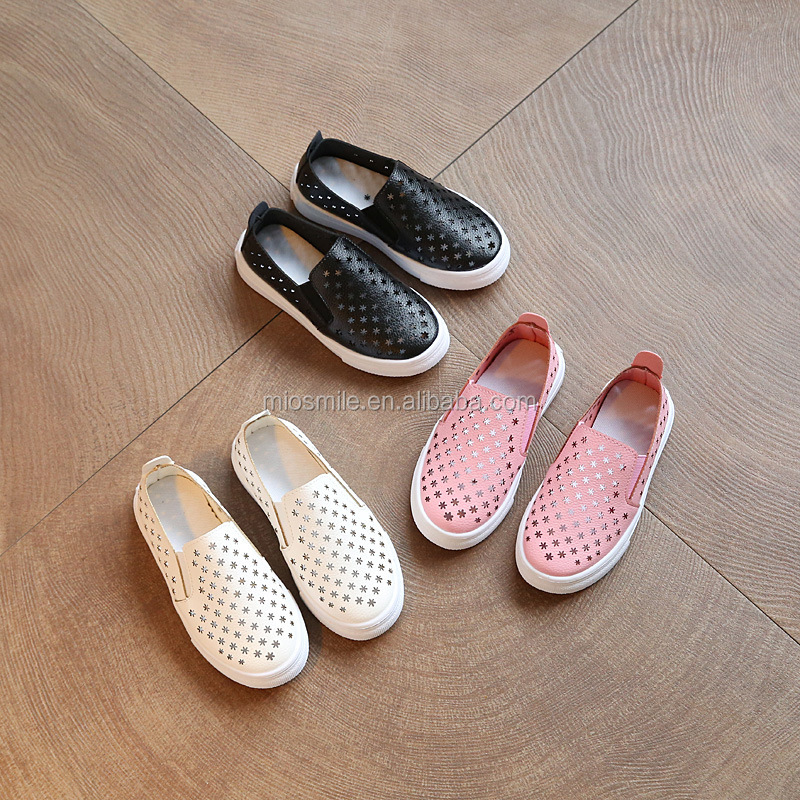 S90165A Korean fashion Girl's soft sole casual soya shoes