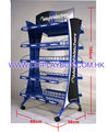 PD233 Double Sided Metal Rack/Kiosk