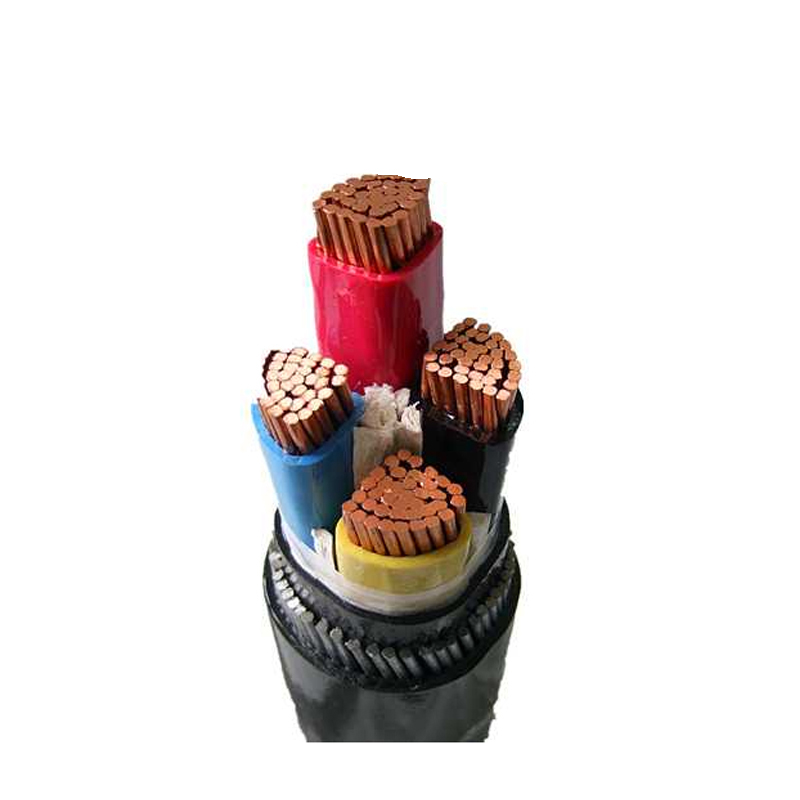 2017 high quality 95mm pvc power cable with CE CCC certification NYY Cable