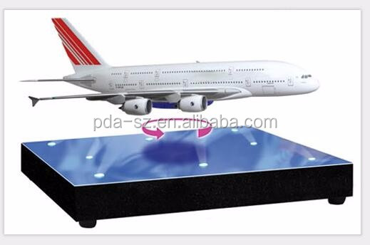 NEW maglev bottom floating plane toys for advertising