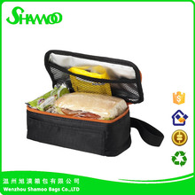 Thermal Insulated Tote Picnic Lunch Cool Bag Cooler Box Handbag
