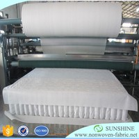 Strong PP Spunbond Nonwoven For Pocket Spring Mattress Covers