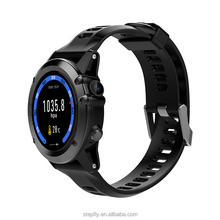 H1 Android 4.4 Waterproof smart watch 1.39 inch MTK6572 iPhone Support 3G Wifi GPS SIM Wearable Devices SmartWatch