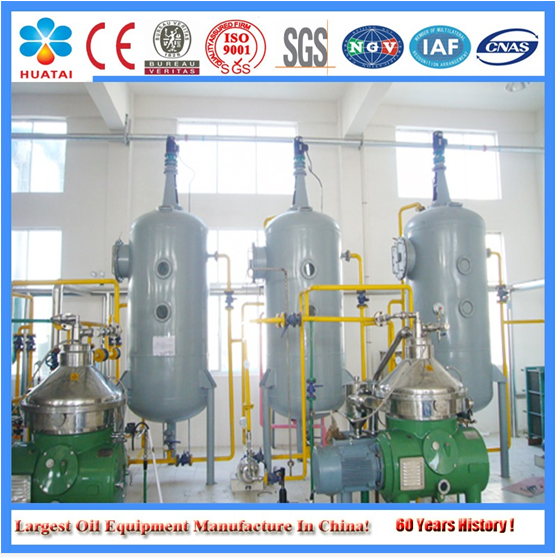 100TPD Soybean Oil extraction Machine/Oilseed Production Line