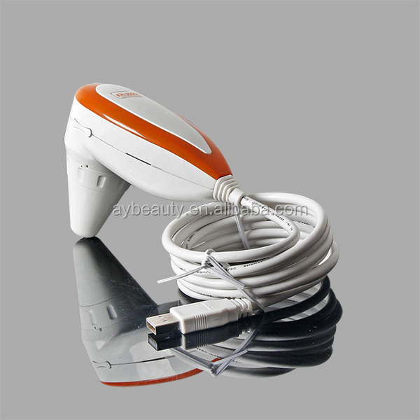 AYJ-J013 skin face iris usb digital microscope analysis software