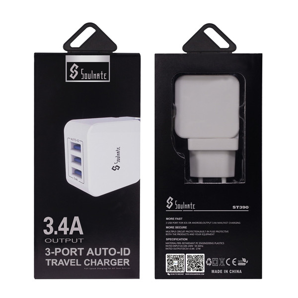 2018 new product EU/UK/US quick charger 3a mobile phones type c PD wireless charger fast charging for Iphone X for samsung galax