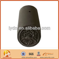Decorative low cost roof tiles with direct factory price