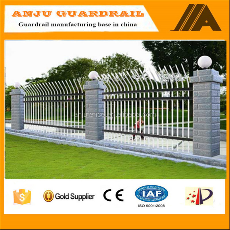 DK-012 fencing trellis&gate type powder coated decorative garden fence panels
