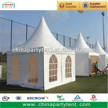Outdoor white gazebo waterproof party event pagoda tent marquee canopy